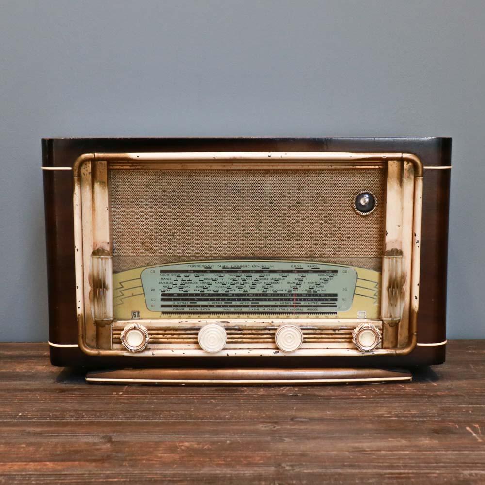 Radio vintage : vous ne trouvez pas le modèle que vous voulez ?